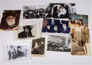 . A COLLECTION OF TEN EARLY PHOTOGRAPHS OF IMPORTANT