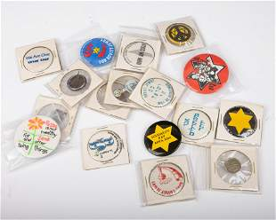 119. A COLLECTION OF 16 SOVIET JEWRY AND EARLY ISRAEL