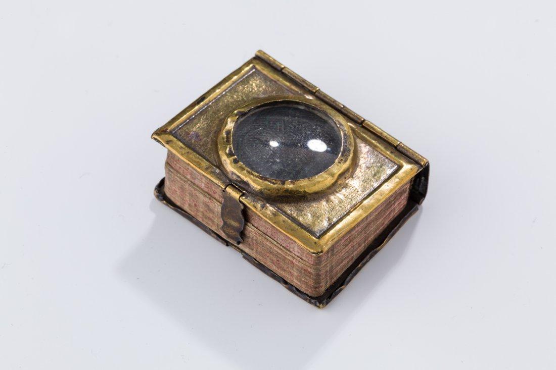 "20: A Miniature Bible (""Tanach"") By Menachem Scholz. In"