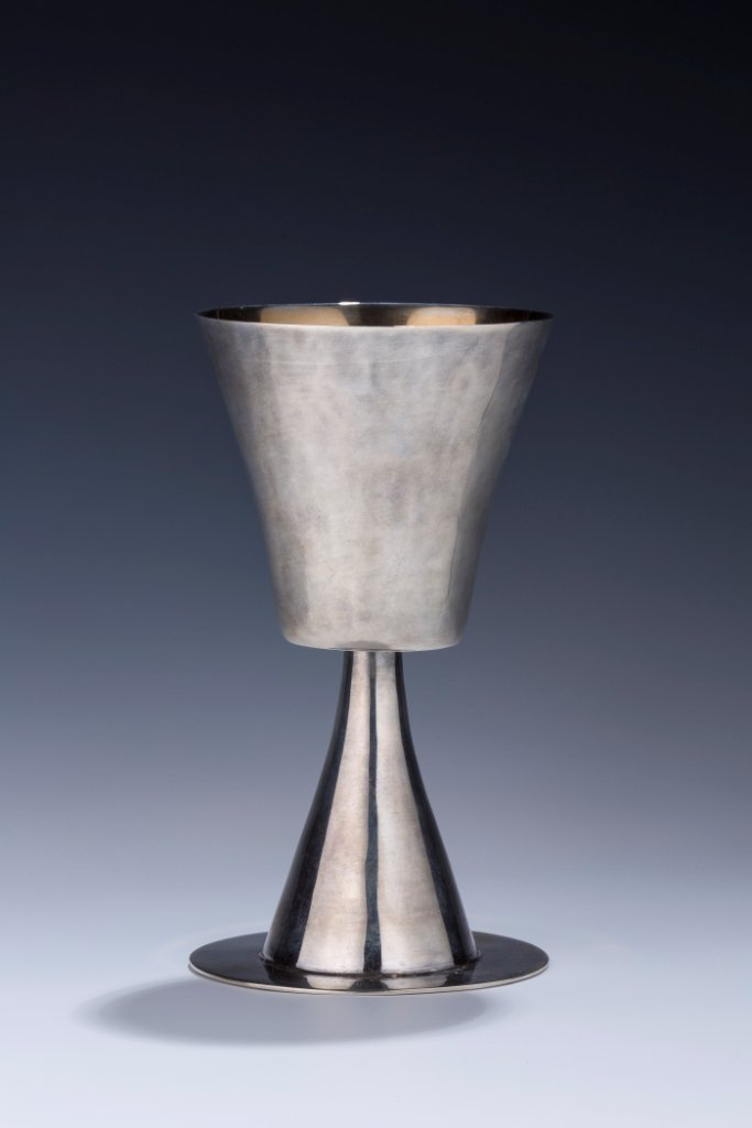 A LARGE AND IMPORTANT GOBLET BY HENRY PETZAL (1906 – 20