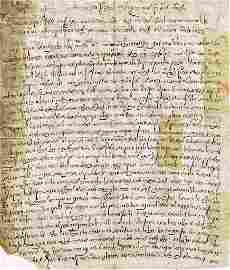 A RARE AND IMPORTANT LETTER BY ABRAHAM YEHOSHUA HESCHEL