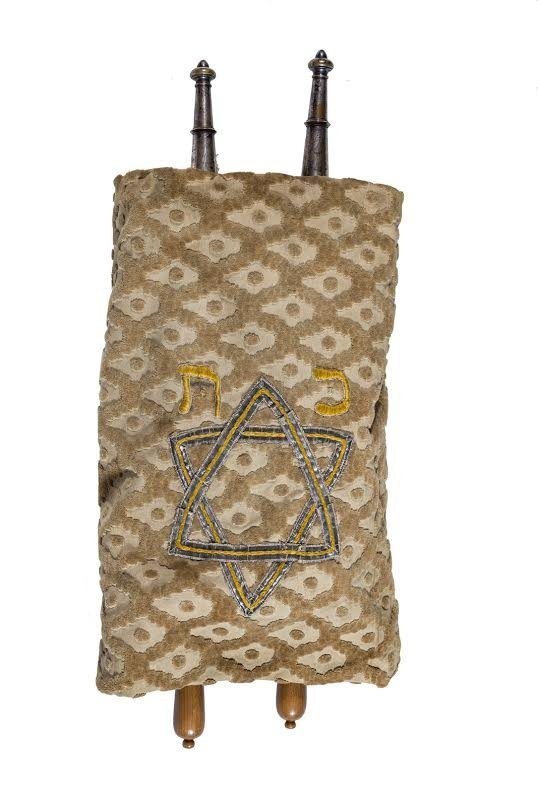 AN EARLY SEFER TORAH. Probably Poland, c. 1880. In - 2