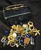 1098: Jewelry, Estate Lot, Including: Bracelets, Earrin
