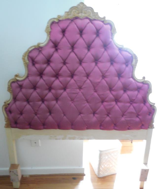 French Provincial Headboard