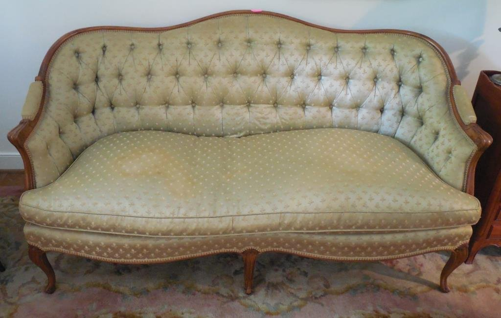 French Provincial Sofa