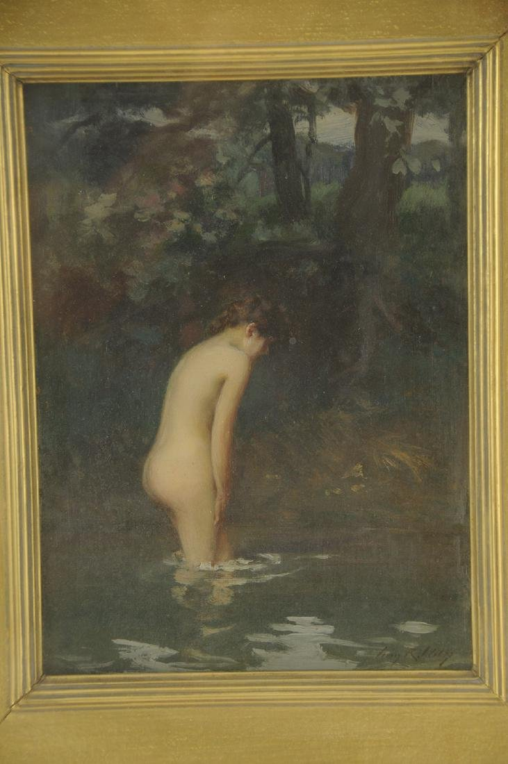 "IRVING RAMSEY WILES: ""THE BATHER"" - 10"