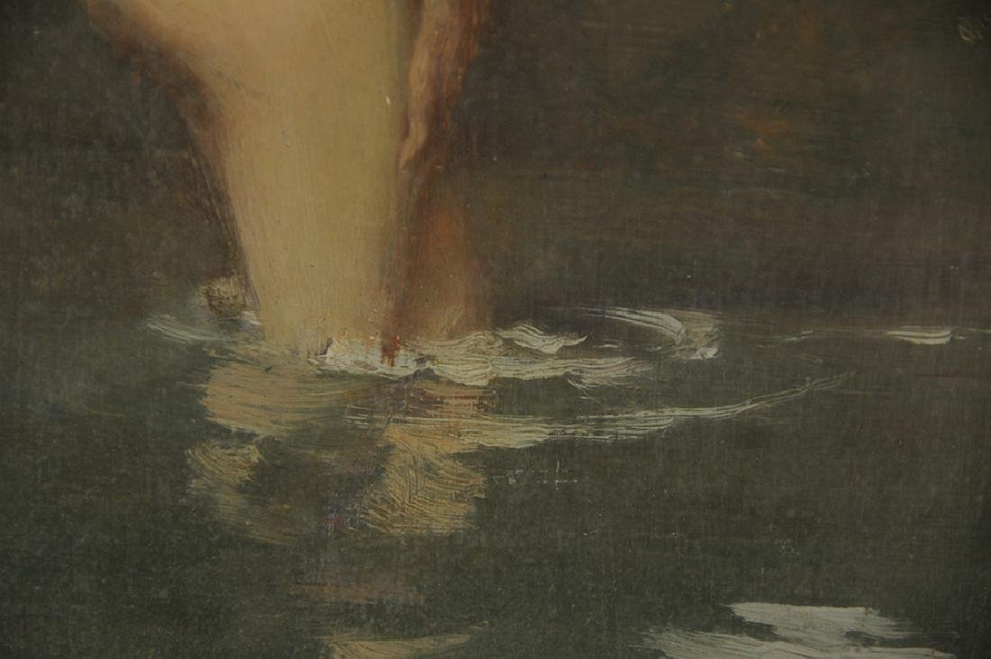 "IRVING RAMSEY WILES: ""THE BATHER"" - 6"