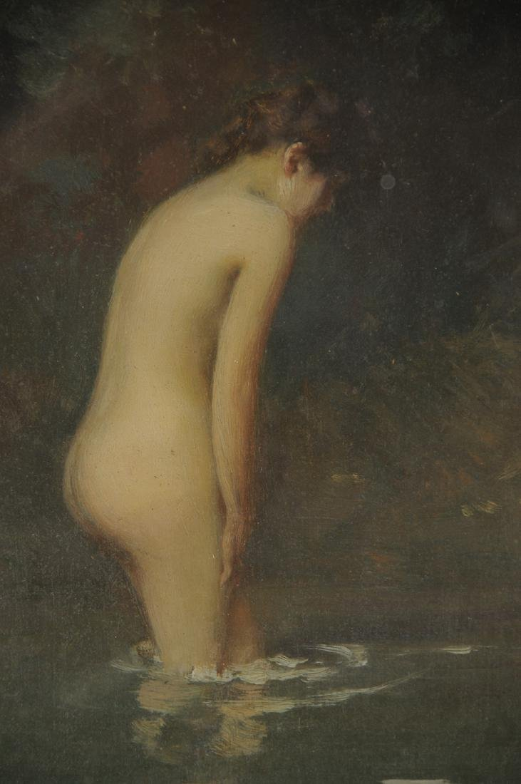 "IRVING RAMSEY WILES: ""THE BATHER"" - 9"