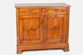 FRENCH PROVINCIAL FRUITWOOD BUFFET