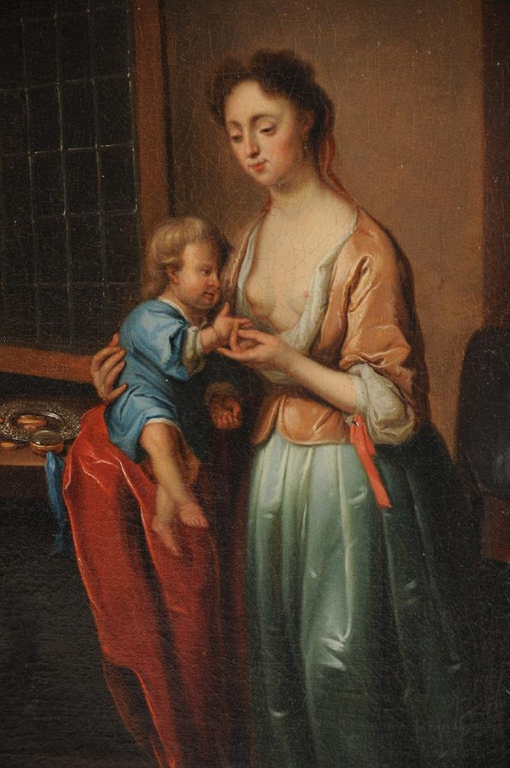 "DUTCH SCHOOL: ""MOTHER & CHILD"" - 10"