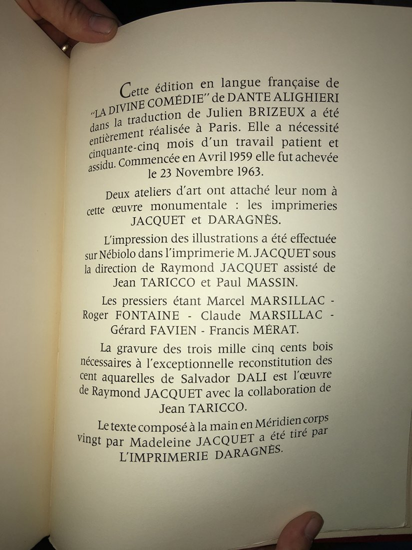 "DANTE ALIGHIERI: ""LA DIVINA COMMEDIA"" - 2"