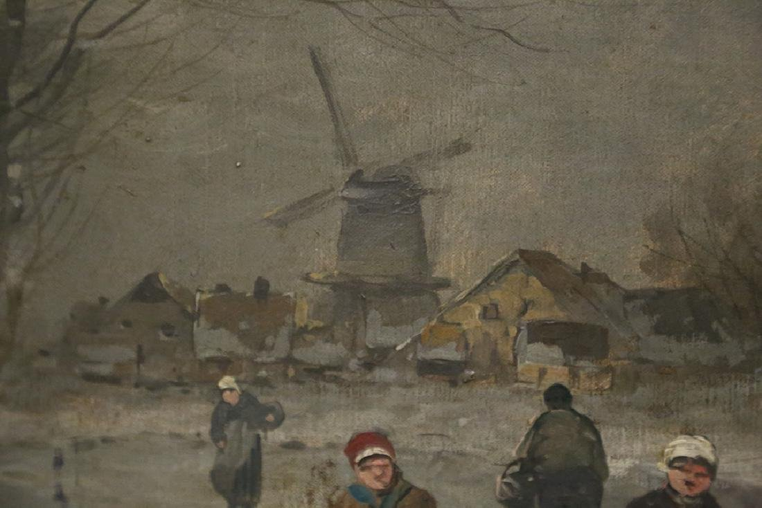 """DUTCH SCHOOL: """"TRAVEL HOME FROM THE MARKET"""" - 9"""