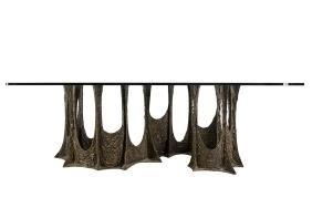 Paul Evans 'stalagmite' Dining Table