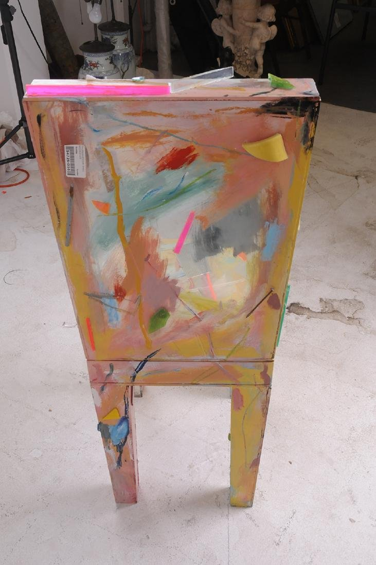 THURMAN STATOM: MIXED MEDIA CHAIR - 3