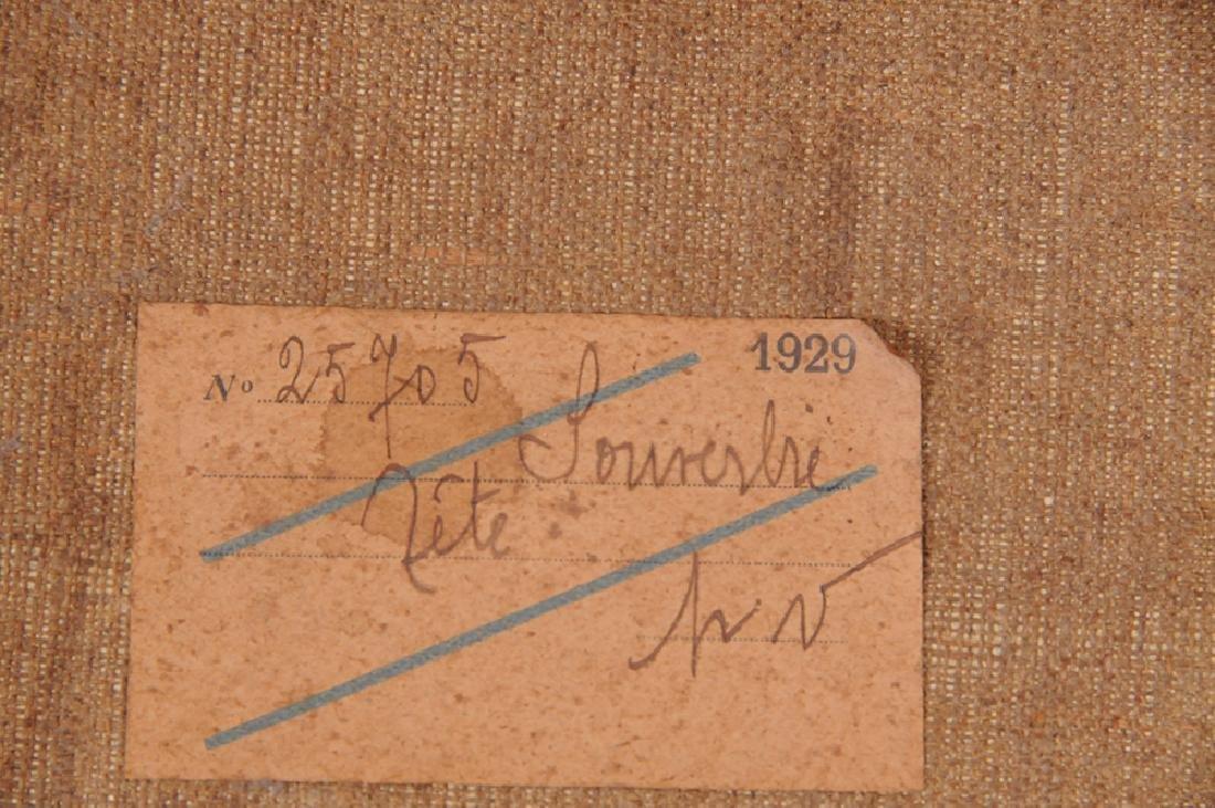 """JEAN SOUVERBIE: """"TETE"""" - 3"""