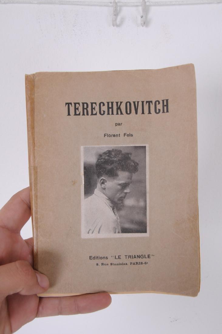 "CONSTANTIN TERECHKOVITCH: ""NU"" - 3"