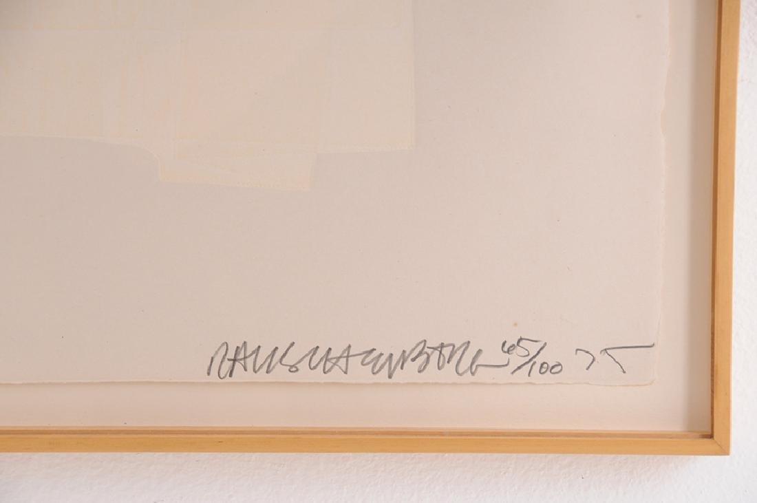 "ROBERT RAUSCHENBERG: ""ARCADE"" - 3"