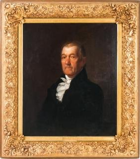 "FREDERICK RANDOLPH SPENCER: ""PORTRAIT OF CHRISTOPHER"