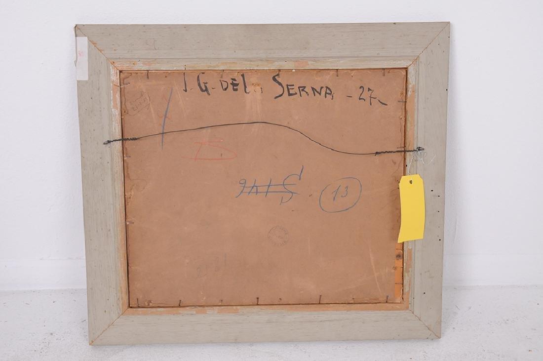 "ISMAEL GONZALES DE LA SERNA: ""WATERMELON"" - 5"