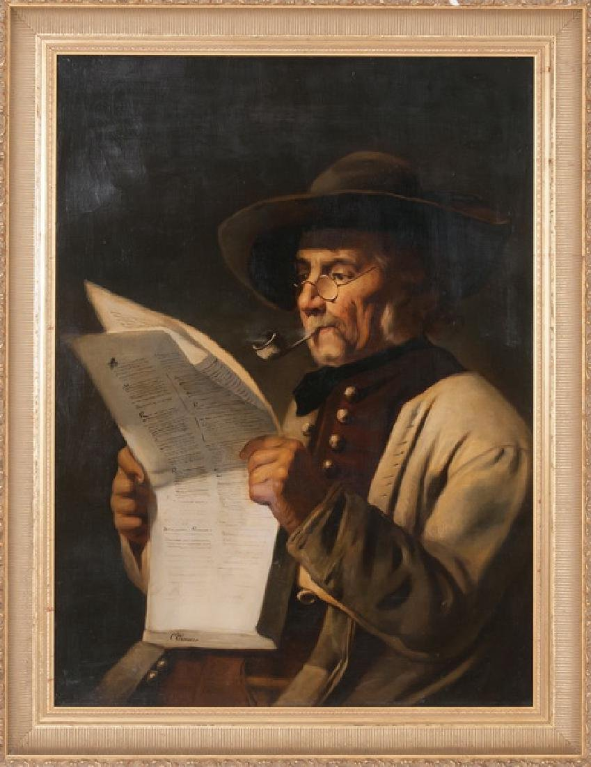 THE READING MAN