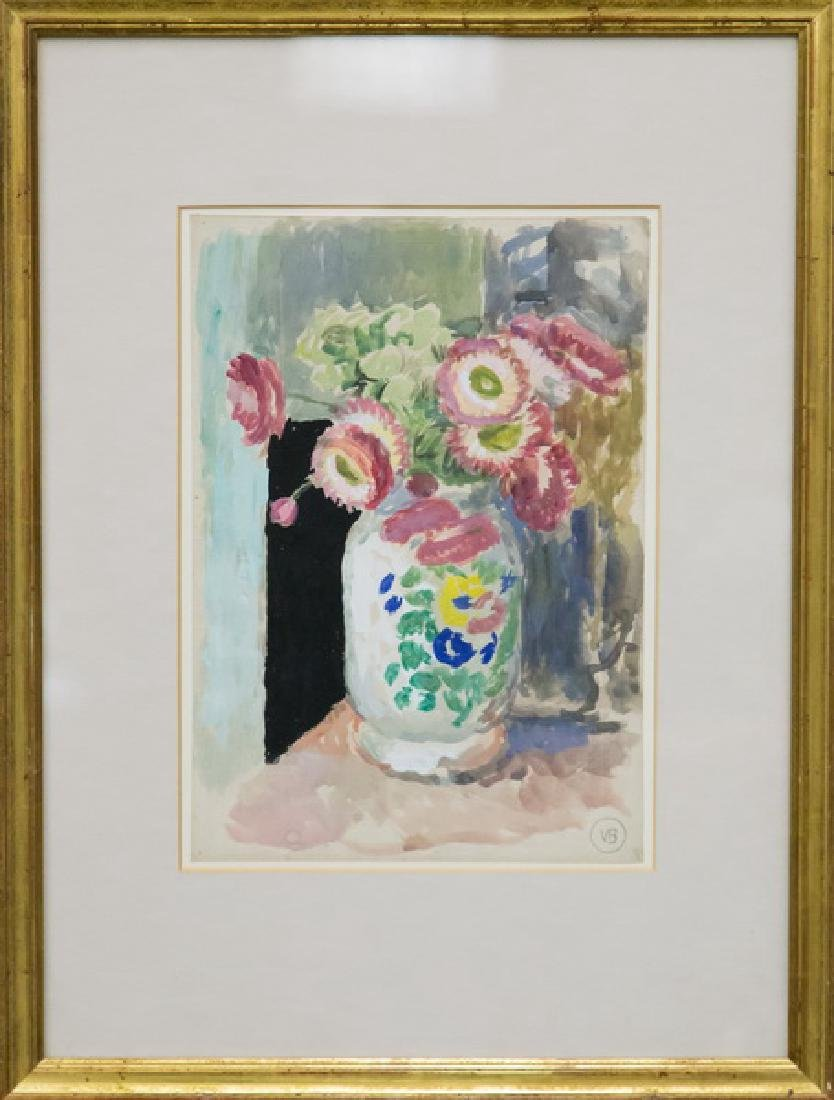 """VANESSA BELL: """"DAISIES IN A VASE"""""""