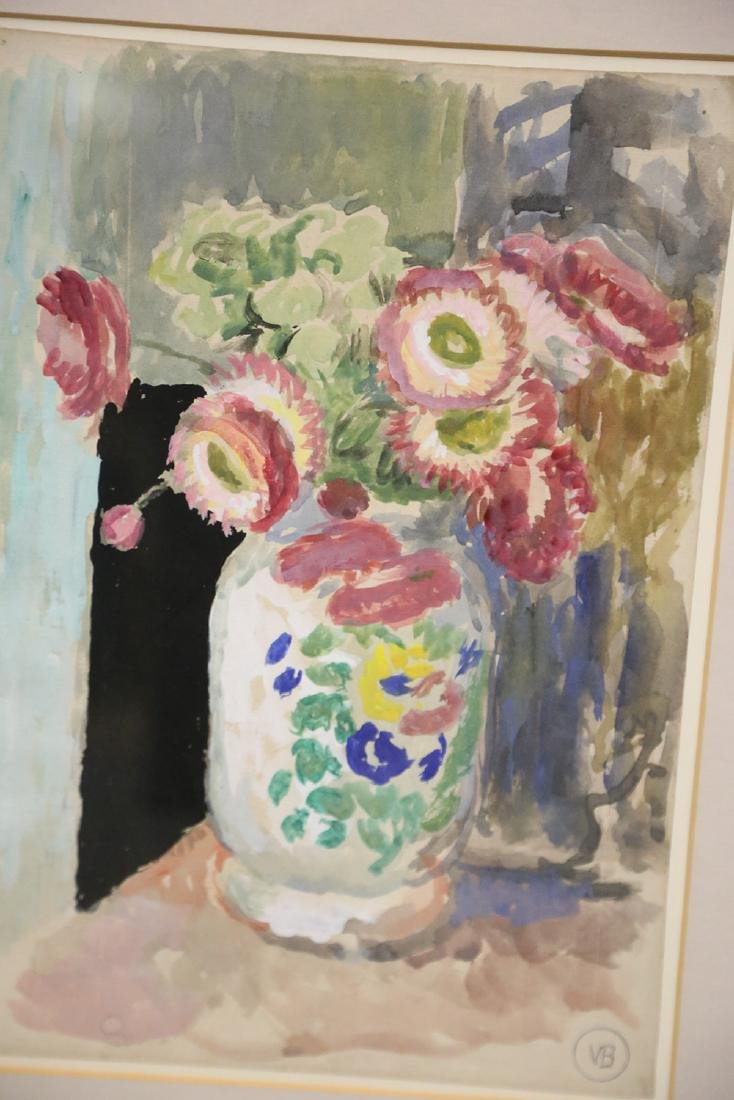 """VANESSA BELL: """"DAISIES IN A VASE"""" - 7"""
