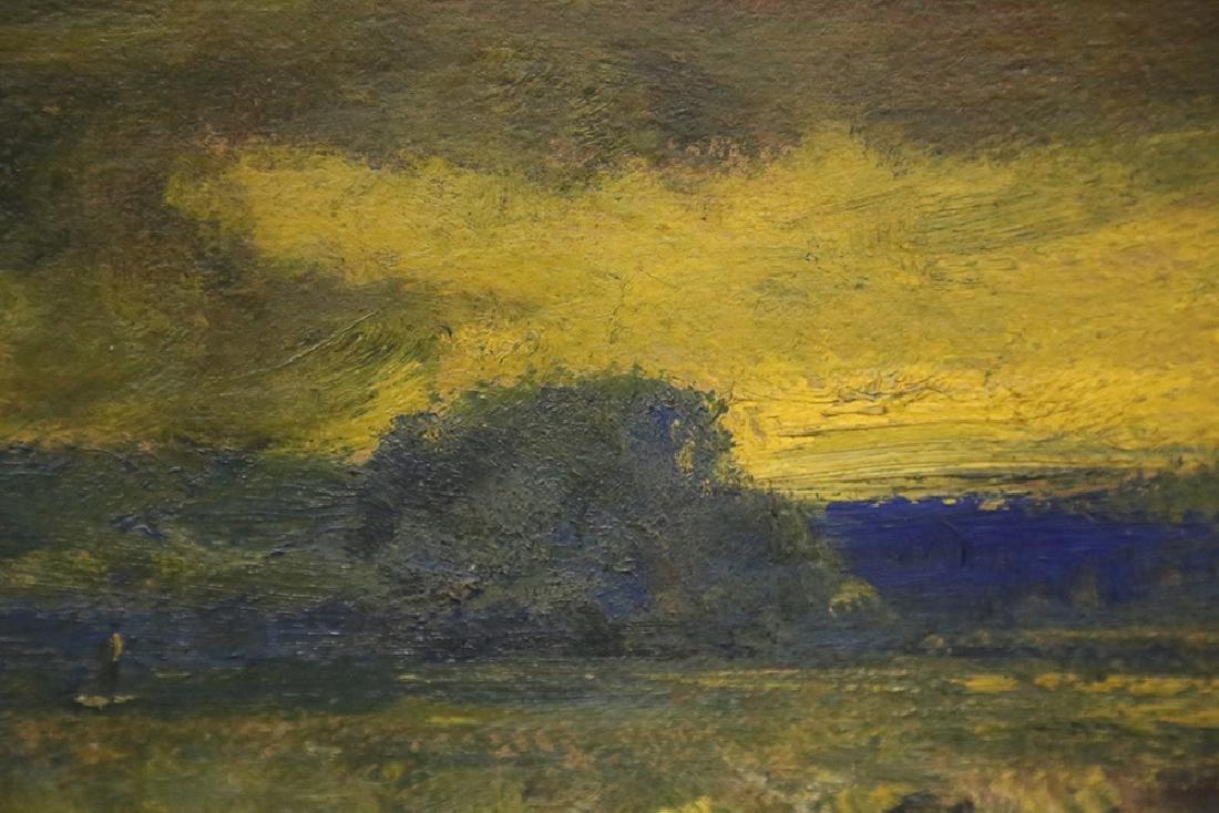 "LOUIS EILSHEMIUS: ""SUNSET"" - 5"