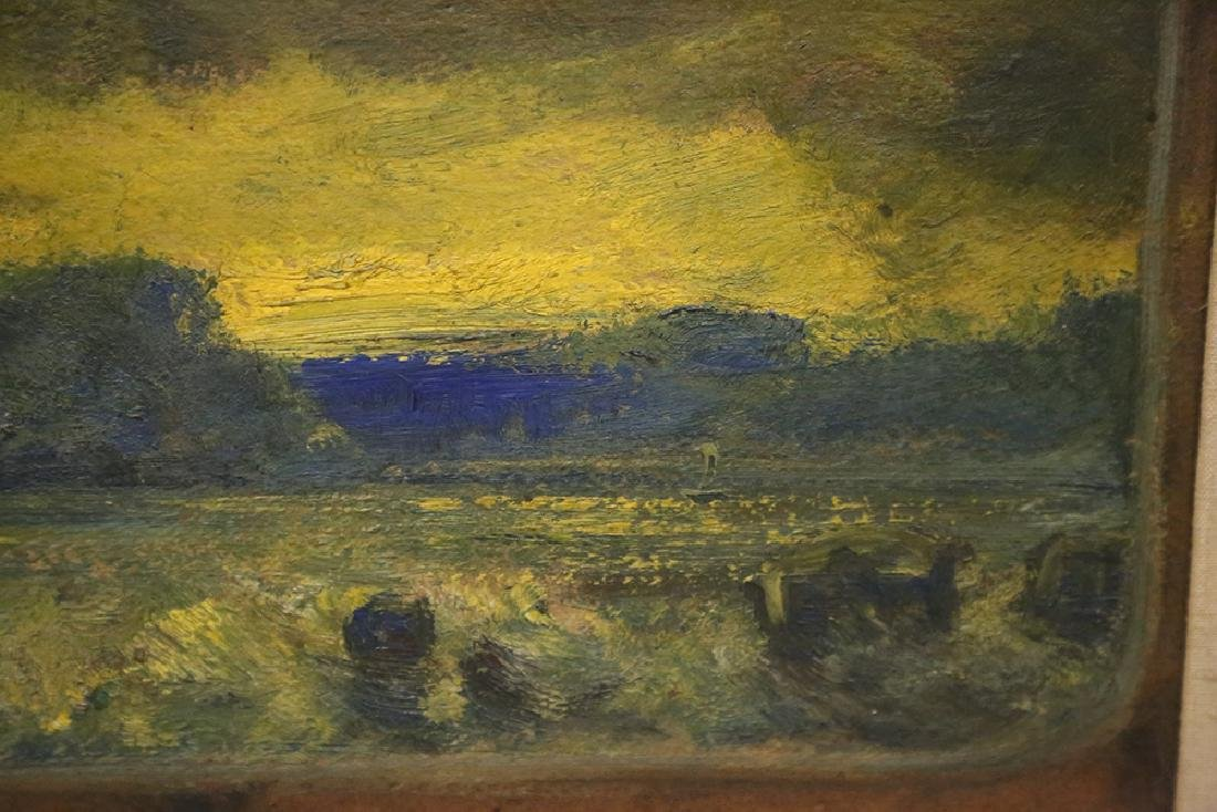 "LOUIS EILSHEMIUS: ""SUNSET"" - 8"