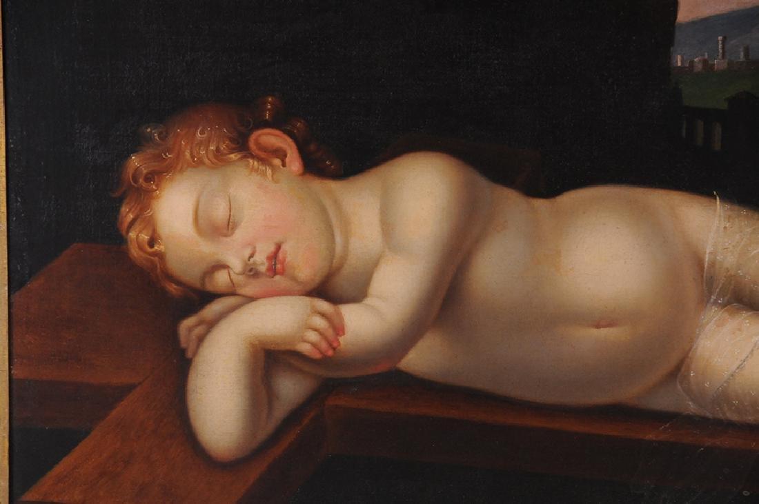 SLEEPING CHRIST CHILD