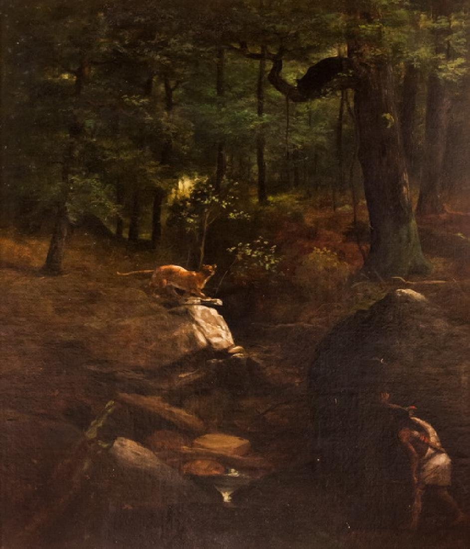 "JAMES HENRY BEARD: ""PANTHER HUNT"""
