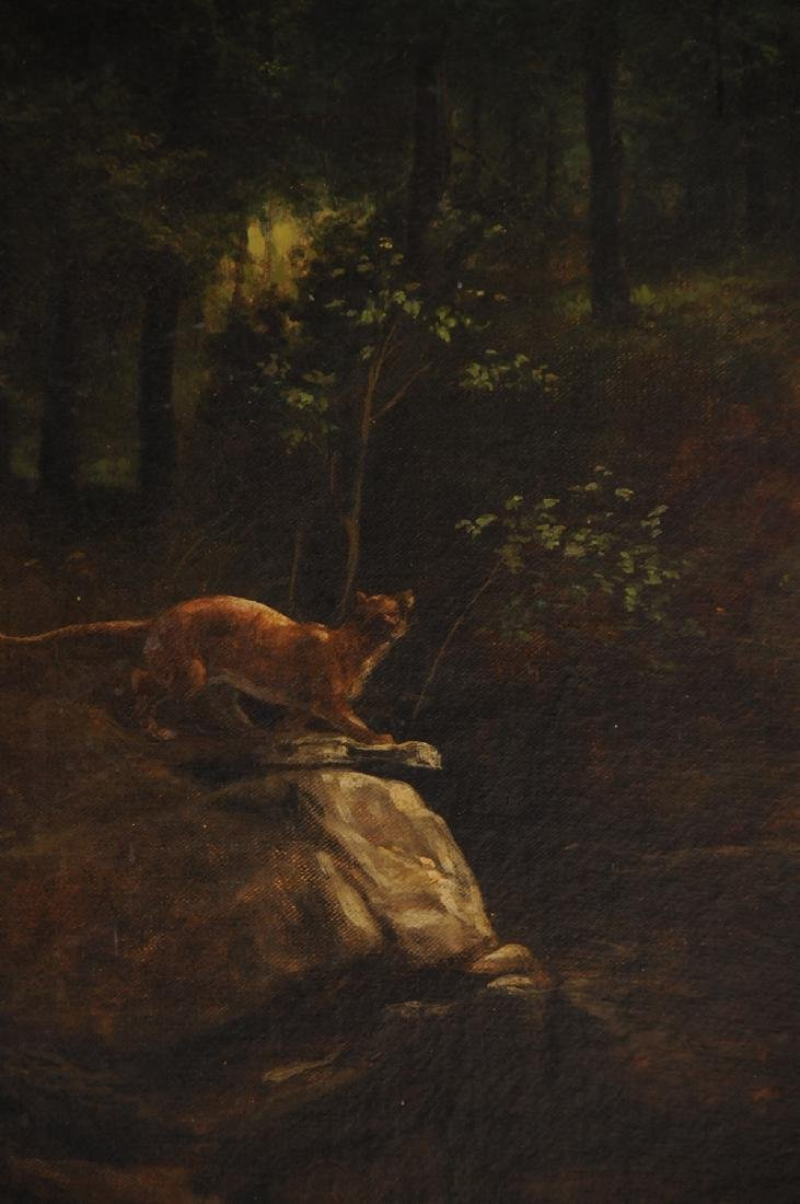 "JAMES HENRY BEARD: ""PANTHER HUNT"" - 9"