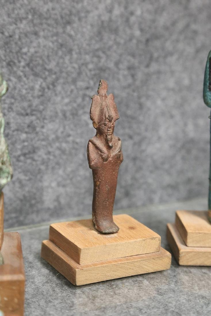 GROUP OF ANCIENT EGYPTIAN PIECES - 4