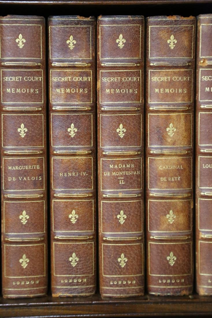 THE COMPLETE SECRET COURT MEMOIRS - 2