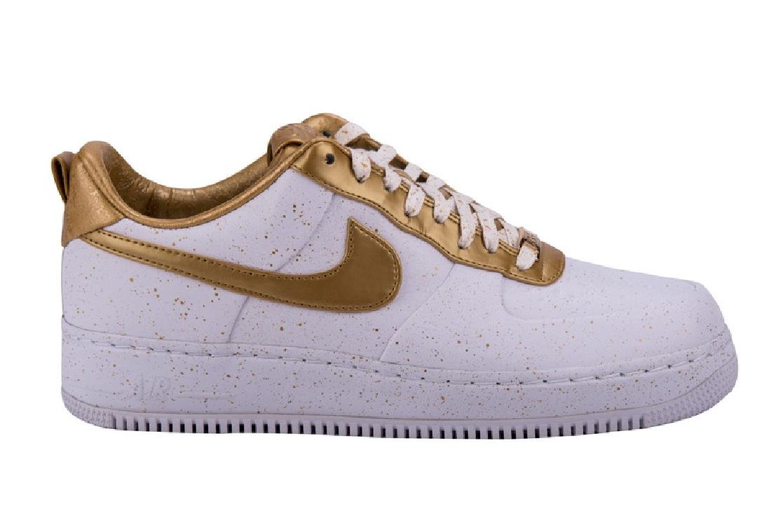 NIKE AIR FORCE 1 LOW SUPREME I/0 TZ SNEAKERS