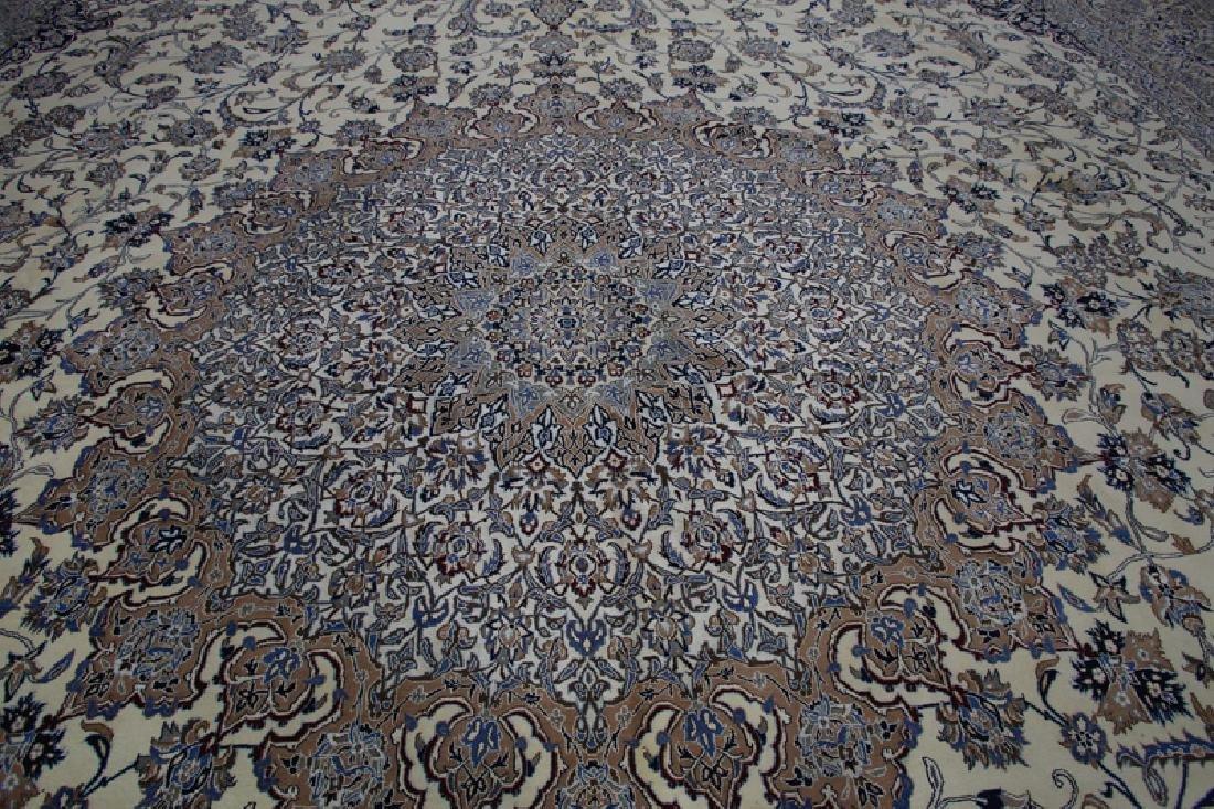 NAIN PERSIAN PALACE CARPET - 3