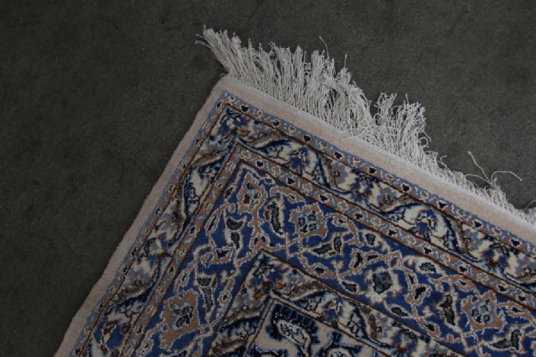 NAIN PERSIAN PALACE CARPET - 5