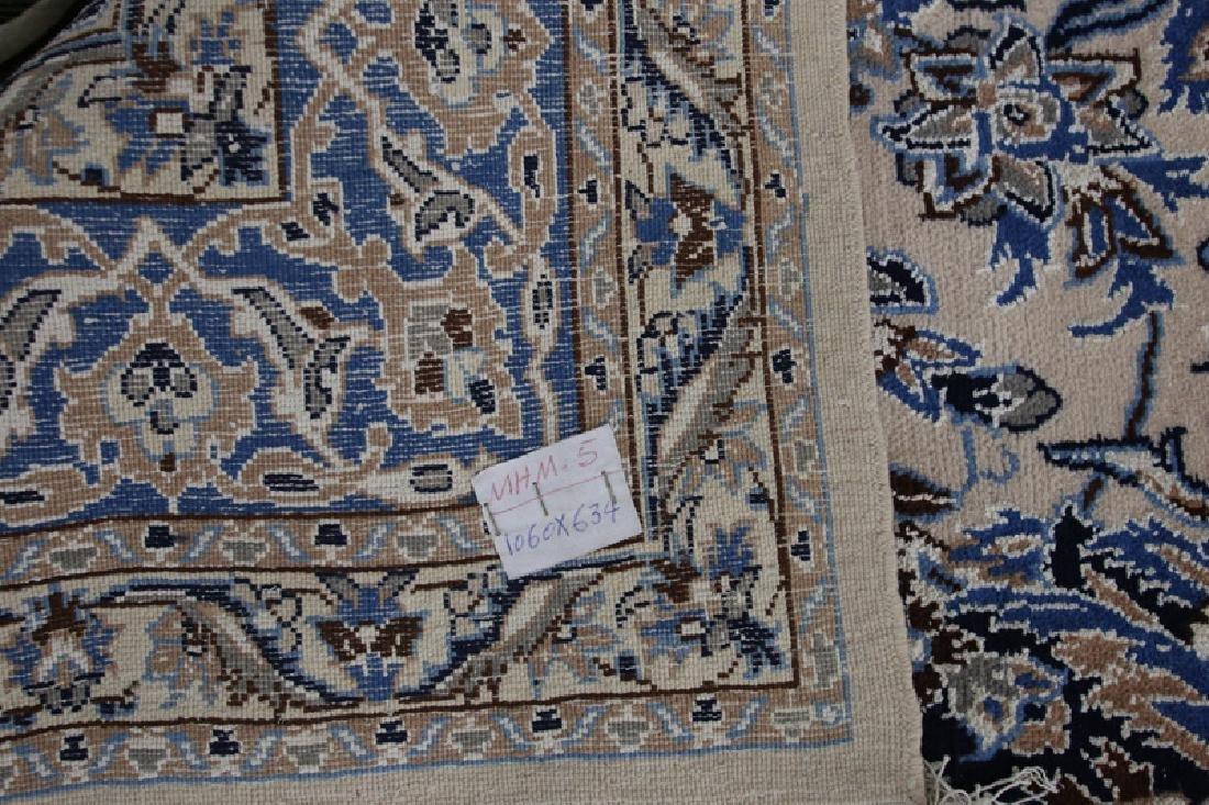 NAIN PERSIAN PALACE CARPET - 6