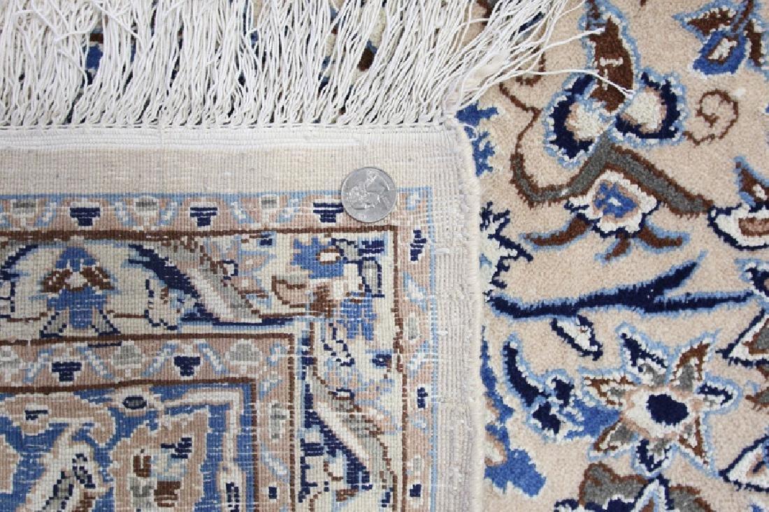 NAIN PERSIAN PALACE CARPET - 7