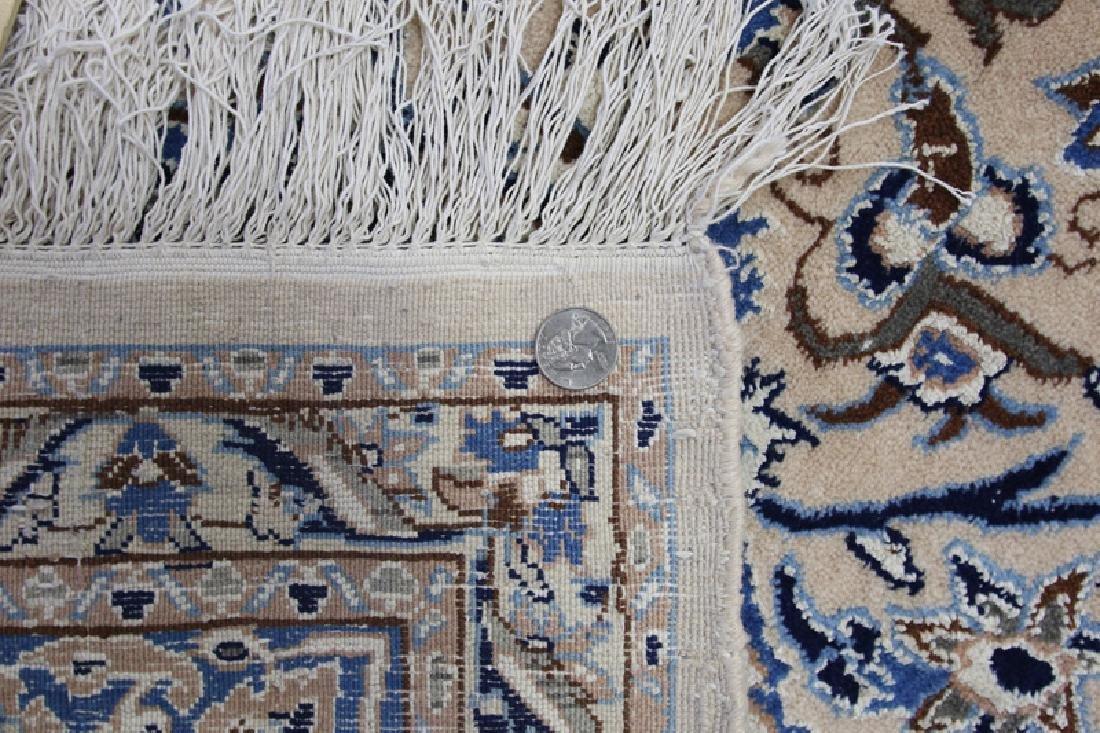 NAIN PERSIAN PALACE CARPET - 8