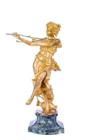 "AFFORTUNATO GORY: ""ORIENTALIST DANCER"""