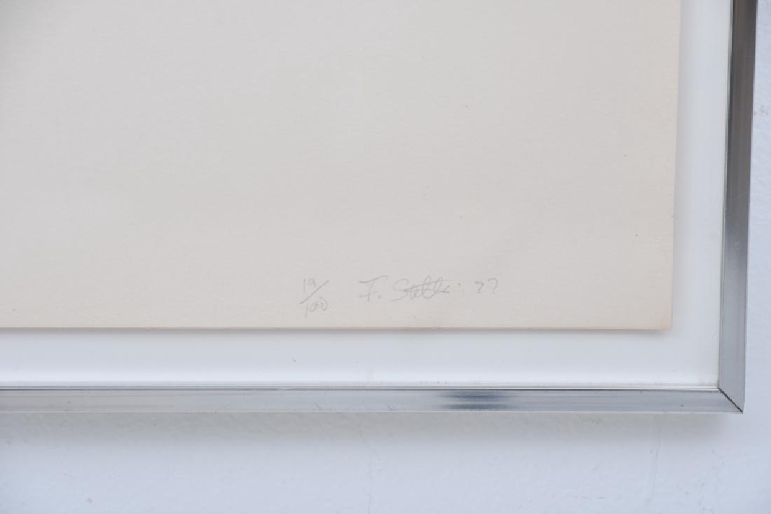 """FRANK STELLA: """"SINJERLI VARIATION"""" - 5"""