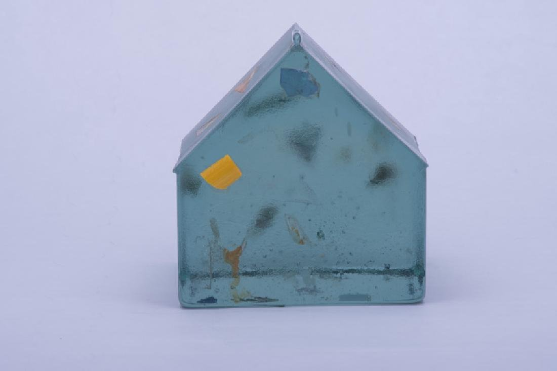 "THERMAN STATOM: ""UNTITLED (HOUSE)"" - 2"