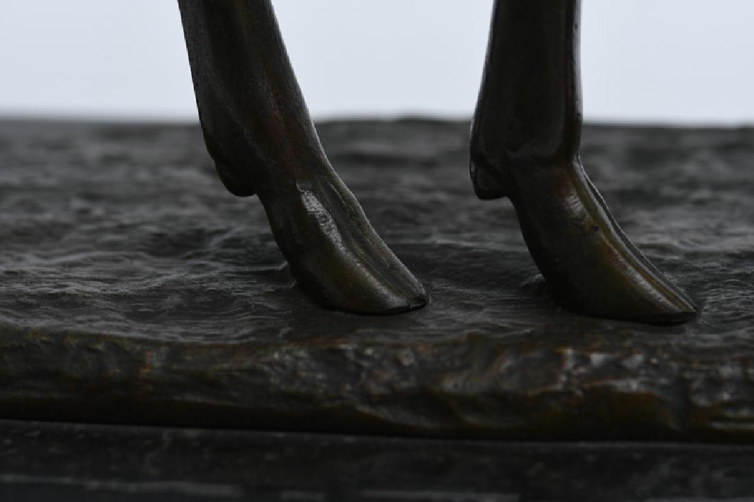 """IRENE ROCHARD: """"TWO DEERS"""" - 8"""