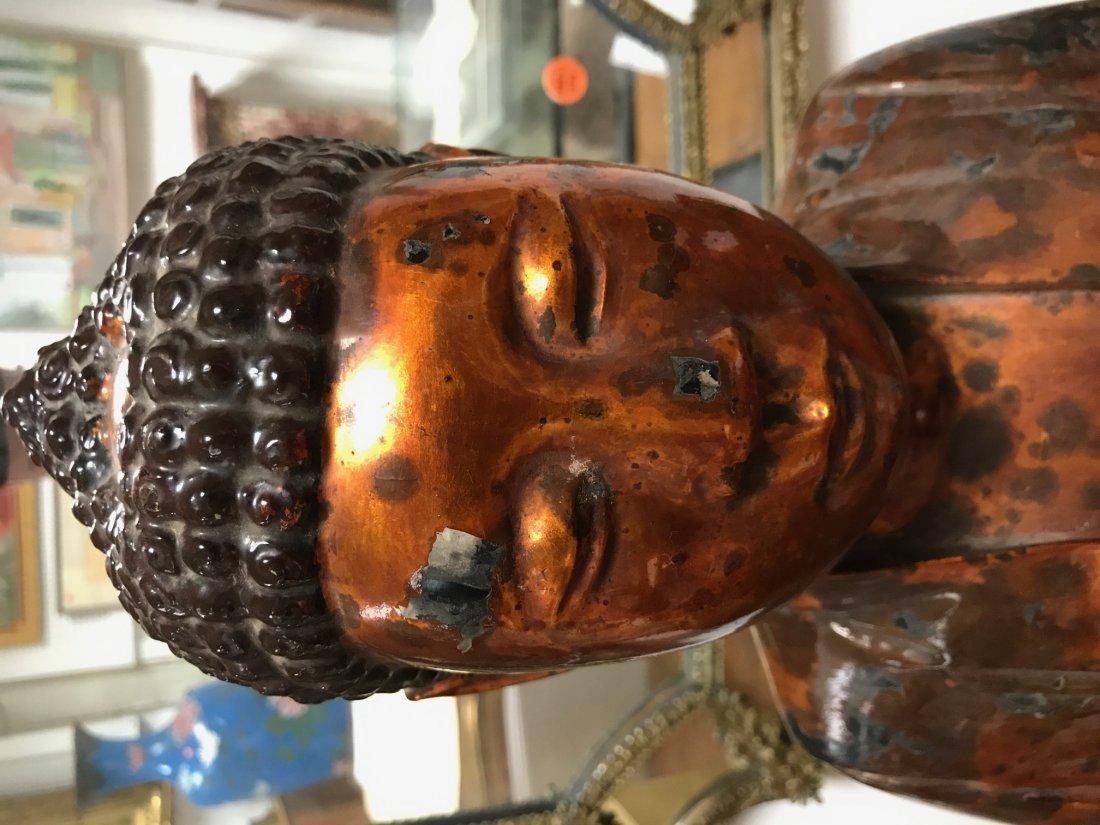 VIETNAMESE LACQUERED BUDDHA - 7