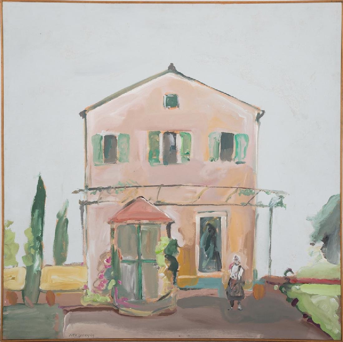 """IRA YEAGER: """"THE HOUSE"""""""