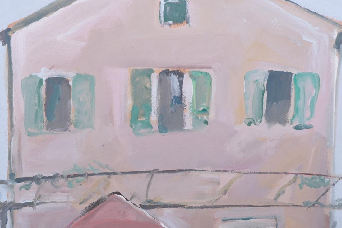 """IRA YEAGER: """"THE HOUSE"""" - 2"""