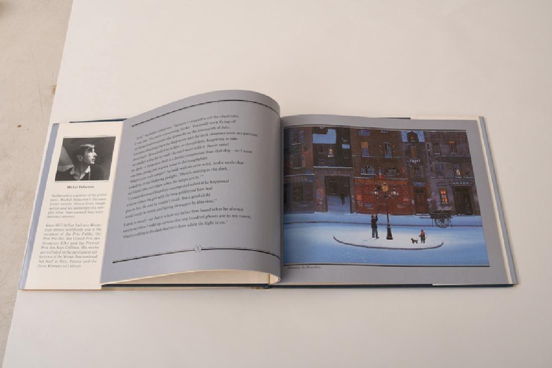 "MICHEL DELACROIX: ""PARISIAN STREET SCENE"" - 8"