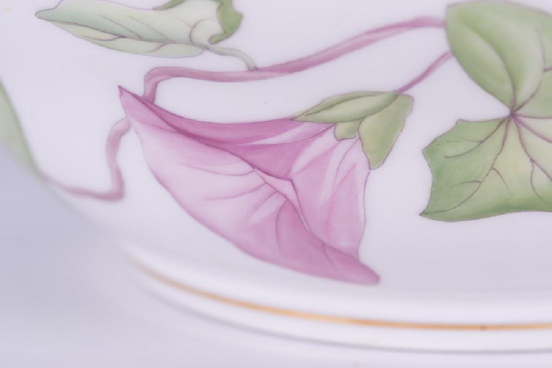 "ROYAL COPENHAGEN ""FLORA DANICA"" PORCELAIN SERVING BOWL - 5"