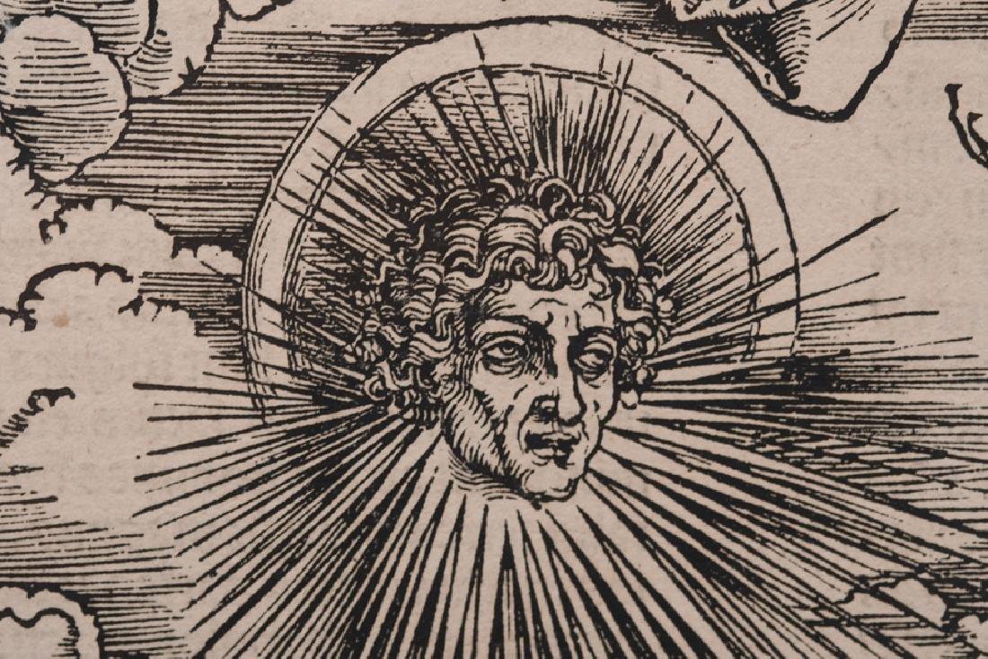 """AFTER ALBRECHT DURER: """"ST. JOHN DEVOURING THE BOOK"""" - 3"""