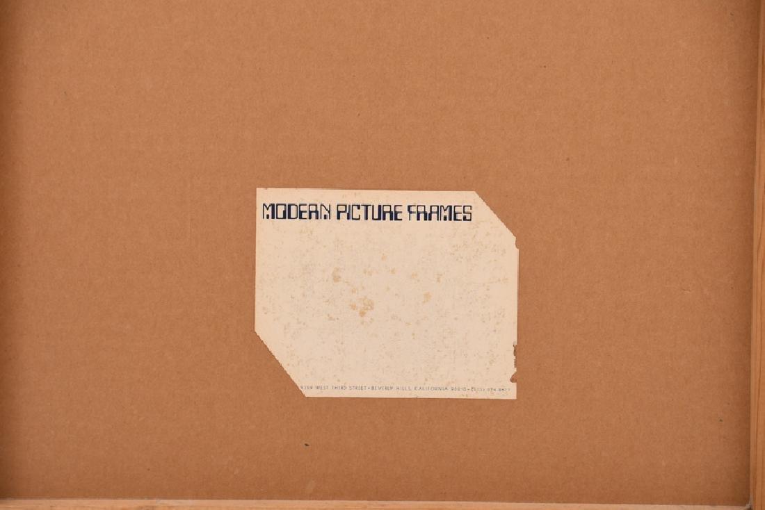 """AFTER ALBRECHT DURER: """"ST. JOHN DEVOURING THE BOOK"""" - 6"""